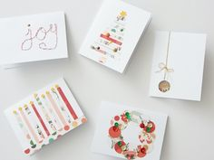 Create surprisingly simple Christmas cards to impress with this short video tutorial. Great for when you're short on time with holiday plans, but you still want to give something personal!