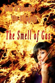Erin O'Riordan - The Smell of Gas (pulp fiction crime novel)    Love pulp fiction? Just try putting down The Smell of Gas. TSOG is full of saints and sinners you'll love to hate. There's Brigid, the high school basketball player and secret heroin addict. Fred, a Catholic lesbian teen, loves Brigid, but doesn't know about her affair with Edward, a married Evangelical preacher. Sex, ethics, religions and mythologies clash as you dig deeper into their connection to the death of a young couple.