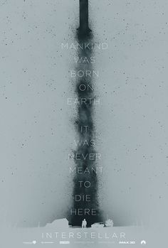 Gorgeous Alternative Posters Capture The Epic Plot Of 'Interstellar'