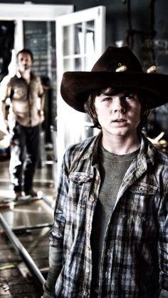 The Walking Dead Season 3 Set Visit Report