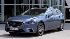 2017 Mazda 6 Wagon Overview