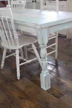 The Shabby Creek Cottage | Decorating | Craft Ideas | DIY: Creating a Shabby Farmhouse Finish