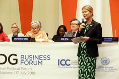SDG Business Forum urged to do business responsibly and accelerate sustainable development | UN Global Compact