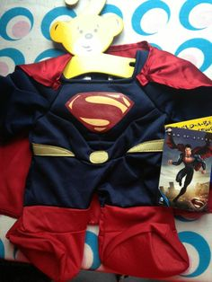 Build A Bear Clothes Disney Marvel Superman Outfit BNWT & OMG! build-a-bear batman WANT! | Build a Bears | Pinterest | Batman ...