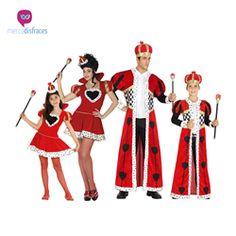 Disfraces para Grupos Dama de Corazones En mercadisfraces tu tienda de disfraces online, aquí podrás comprar tus disfraces para Carnaval o cualquier fiesta temática. Para mas info contacta con nosotros http://mercadisfraces.es/disfraces-para-grupos/?p=7