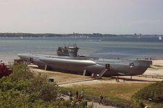 U Boat Memorial, Kiel, Germany