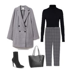 Winter Work Outfits with Turtleneck Sweaters - womenontrend. Winter Work Outfits with Turtleneck Sweaters - womenontrend. Winter Work Outfits with Turtleneck Sweaters - womenontrend. Sock Boots Outfit, Grey Leggings Outfit, Plaid Pants Outfit, Legging Outfits, Casual Outfits 2018, Winter Outfits 2019, Winter Outfits For Work, Casual Winter Outfits, Work Outfits