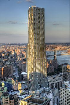 Financial District, Nova Iorque, NY, Estados Unido