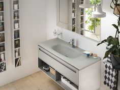 Inda bath furniture | PROGETTO+ Collection