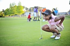 Building Character Through Golf