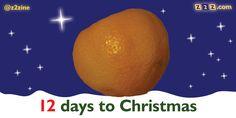 12 days to Christmas - Advent calendar