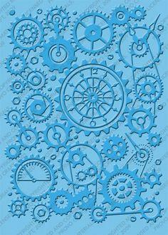 Cuttlebug clockworks