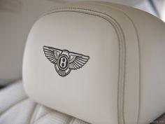 The famous Bentley flying B