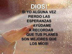 Imágenes con frases de Dios, Jesús, Cristo, Jehová... para dedicar ...