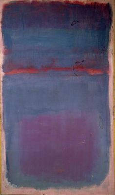 Mark Rothko, Untitled, 1949, oil on canvas.