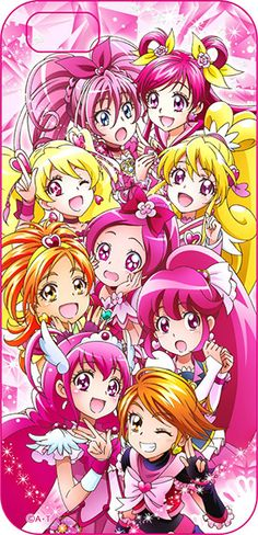 Precure all the leaders.