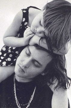Johnny & Lily Rose ♥