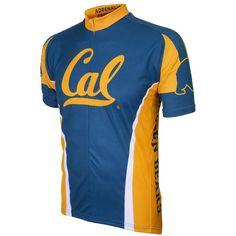 Cal Golden Bears NCAA Road Cycling Jersey