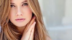 Hermosa Chica Con Ojos Verdes - Fondos de pantalla HD. Fondos de escritorio. Protectores de pantalla. Wallpapers HD. Fondos de pantalla.