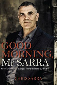 Good Morning, Mr Sarra  One man, one vision. Read into the life of Dr Chris Sarra – an educator and leader inspired change in the education system with his 'Stronger, Smarter' vision.