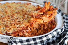 Killer Ziti ~*Must Make Soon*~ recipe from Southern Plate~ http://www.southernplate.com