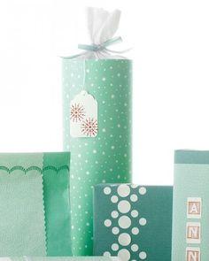 Tissue Paper Bottle Wrap