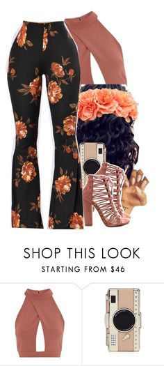 """Hippie vibez "" by jchristina ❤ liked on Polyvore featuring interior, interiors, interior design, home, home decor, interior decorating, Oh My Love and Kate Spade"