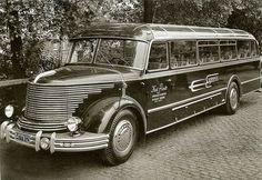 1951 год. Krupp Sudwerke SW060 Mustang