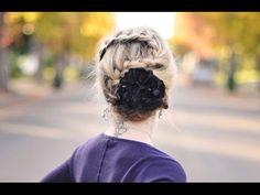 Zig Zag French Braid Hair Tutorial | ...love Maegan
