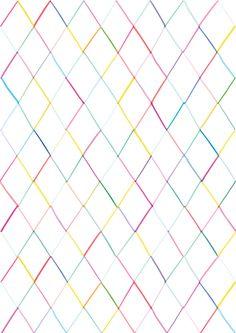 ban.do criss cross pattern!