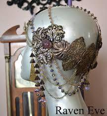 alphonse mucha  jewelry & headdress Art Nouveau