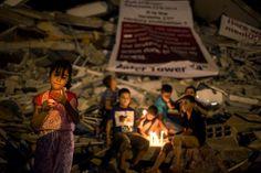 Lost Homes and Dreams at Tower Israel Leveled - NYTimes.com