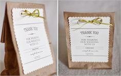 12 DIY pra você caprichar no seu casamento! - Fica, vai ter bolo! Wedding PlannerFica, vai ter bolo! Wedding Planner