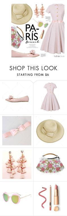 """58. Paris Brunch"" by federica-m ❤ liked on Polyvore featuring vintage"