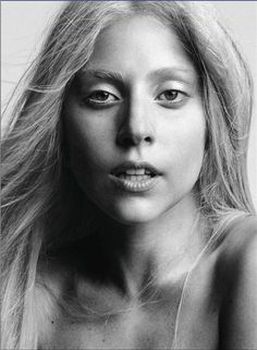 Lady Gaga.. not one of the most prettiest women to ever grace the earth, but she is BEAUTIFUL because she is CONFIDENT.