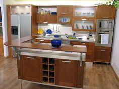 Kitchen Kitchen Island Cabinets Fiber Materials And Alloys For Plywood That Is Also Filled With Glass Furniture Elegant Styles of Kitchen Island Cabinets