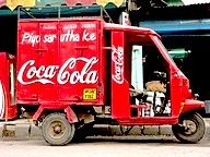 Coca-Cola Transport Vehicle FOLLOW THIS BOARD FOR GREAT COKE OR ANY OF OUR OTHER COCA COLA BOARDS. WE HAVE A FEW SEPERATED BY THINGS LIKE CANS, BOTTLES, ADS. AND MORE...CHECK 'EM OUT!! Anthony Contorno Sr