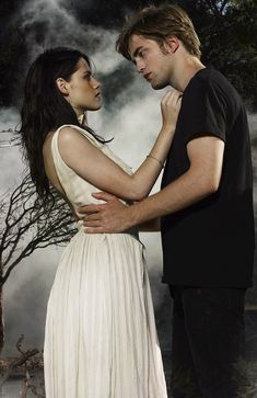 Photo of Rob & Kristen for fans of Robert Pattinson & Kristen Stewart.