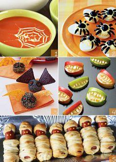 so many fun halloween ideas here