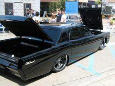 63 Lincoln......  my dream car