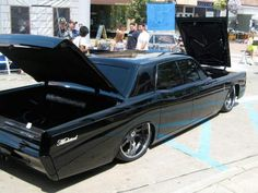 63 Lincoln......  my dream car