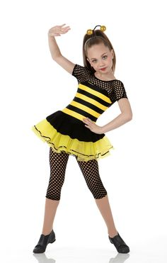 """Maddie Ziegler modeled for """"Cicci Dance"""" [2010-2011]"""
