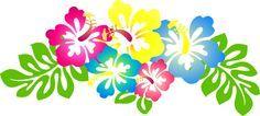 Hibiscus Flower Clip Art   Hibiscus4 clip art - vector clip art online, royalty free & public ...