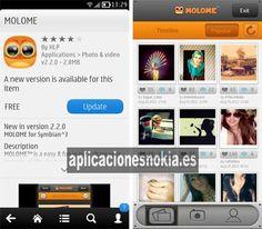 MOLOME para Nokia se actualiza a la versión 2.2 http://www.aplicacionesnokia.es/molome-para-nokia-se-actualiza-a-la-version-2-2/