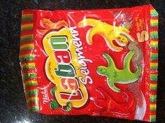 best norwegian candy ever... except for the gummy women