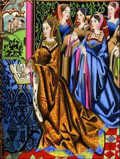 Margaret of Anjou, queen of Henry VI of England