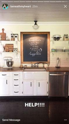 Wall Behind Kitchen Sink Ideas