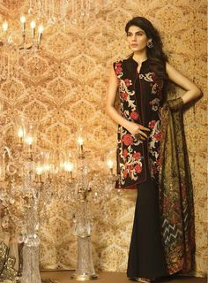 ZarQash ZQ 4 Blatant Black Bel Amour 2016 Price in Pakistan famous brand online shopping, luxury embroidered suit now in buy online & shipping wide nation.. #zarqash #zarqash2016 #bridal #pakistanibridalwear #brideldresses #womendresses #womenfashion #womenclothes #ladiesfashion #ladiesclothes #fashion #style #fashion2017 #style2017 #pakistanifashion #pakistanfashion #pakistan Whatsapp: 00923452355358 Website: www.original.pk