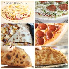 Gluten free Thin Crust Pizza will never be the same… This is hands down the best gluten free thin crust that is also food allergy friendly: dairy free, soy free, peanut free, tree nut free, egg free and Vegan. The following is a review of #theBakingSteel. I was given a Baking Steel for this review...Read More »