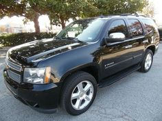 2007 Chevrolet Tahoe LTZ $15300 http://www.ecarspro.com/inventory/view/9596638